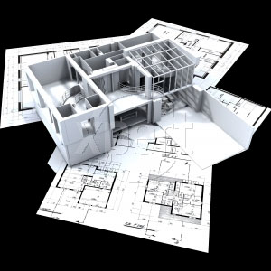The drawing office home for Architectural design drawing company